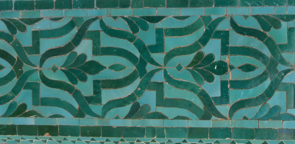 Colors From Morocco Green