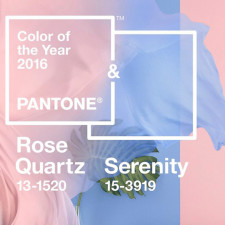 pantone colors of the year 2016 rose quartz and serenity the fashion atlas. Black Bedroom Furniture Sets. Home Design Ideas