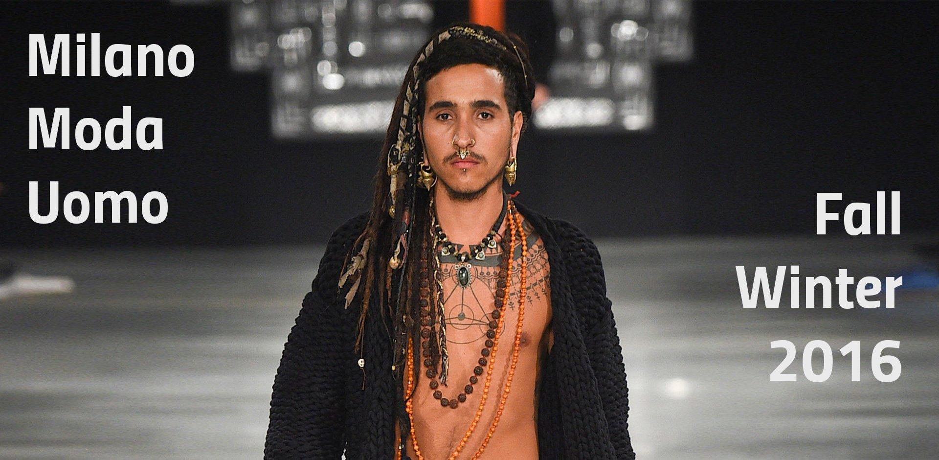 Milano moda uomo fall winter 2016 the fashion atlas for Milano 2016