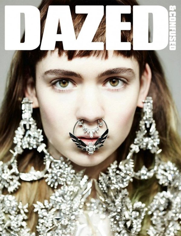 dazed cover napoli tribale