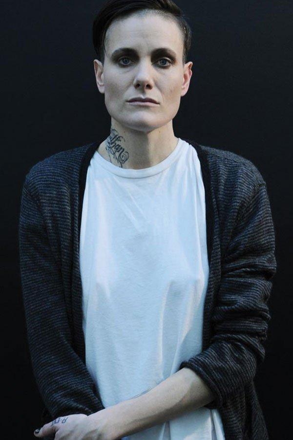 Casey lagler, modella che sembra uomo