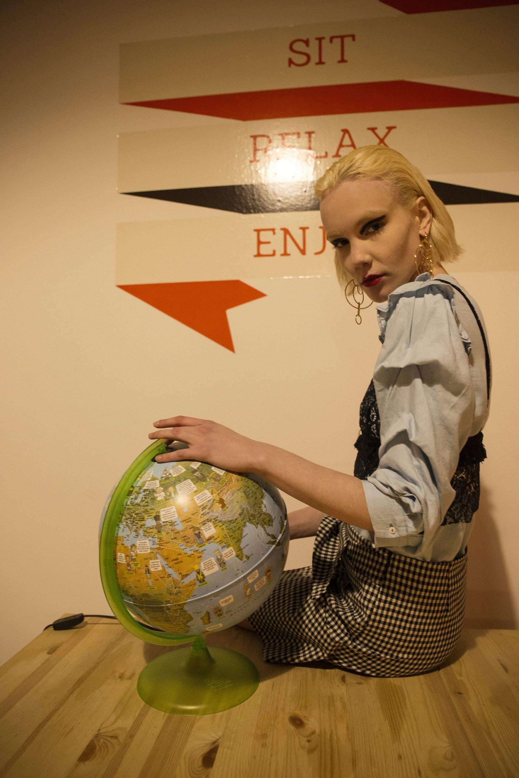 the fashion atlas, Carmine roman, fotografia di moda, editoriale,