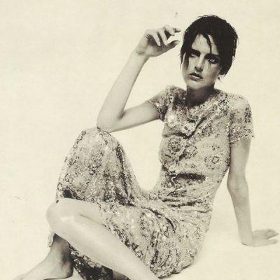 anni 90, stella tennant, Paolo roversi, fotografia, heroin chic,