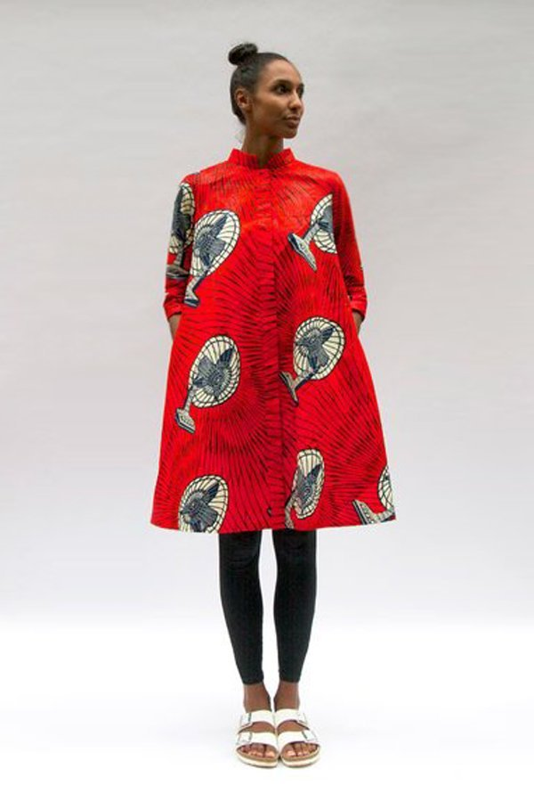 Emerging Brand From Kenya Zuri One Dress Thousands Of Patterns The Fashion Atlas