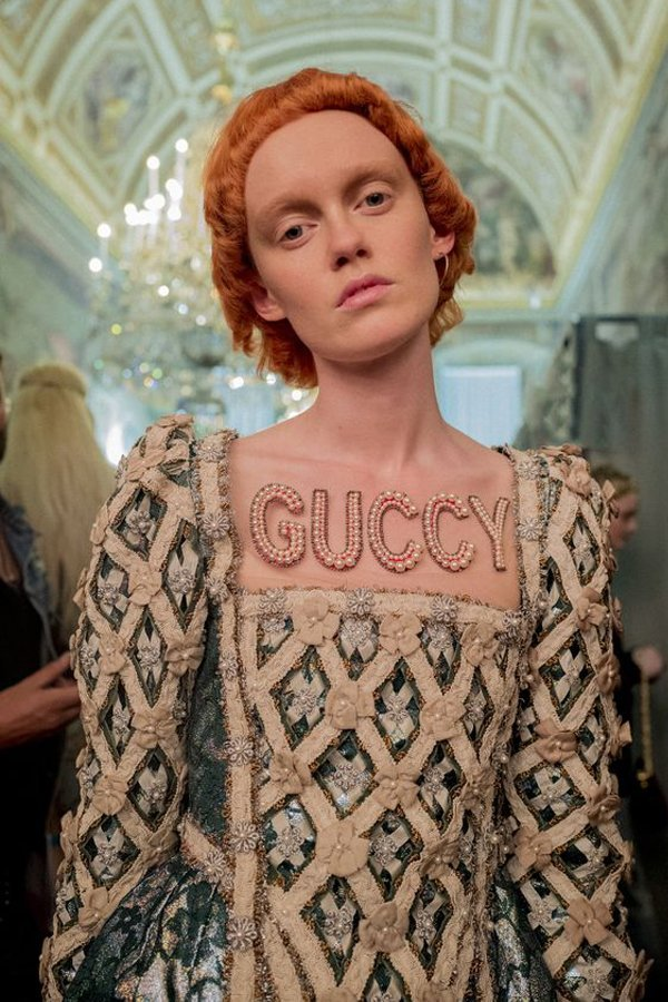 gucci, Alessandro Michele, Guccy, cruise 2018,