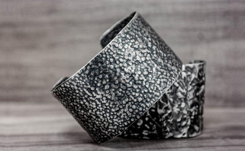 Helena Bajaj Larsen metal jewelry