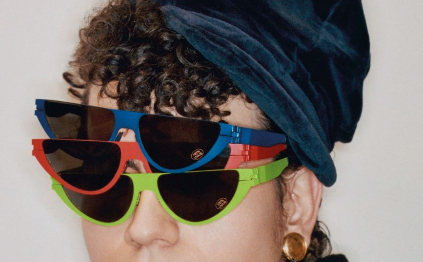 object of the day kitt sunglasses normcore mykita martine rose