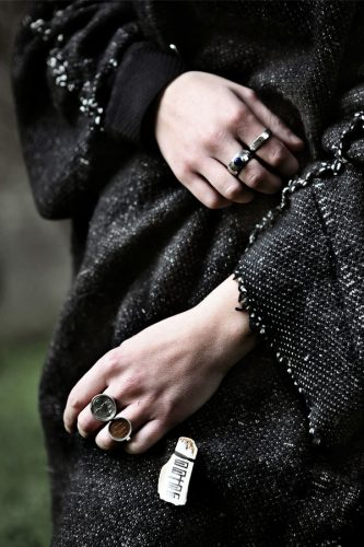 Giulia Amodio design gioielli costellazioni Urania