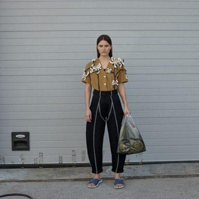Jenia Kim SS18 Haenyeo