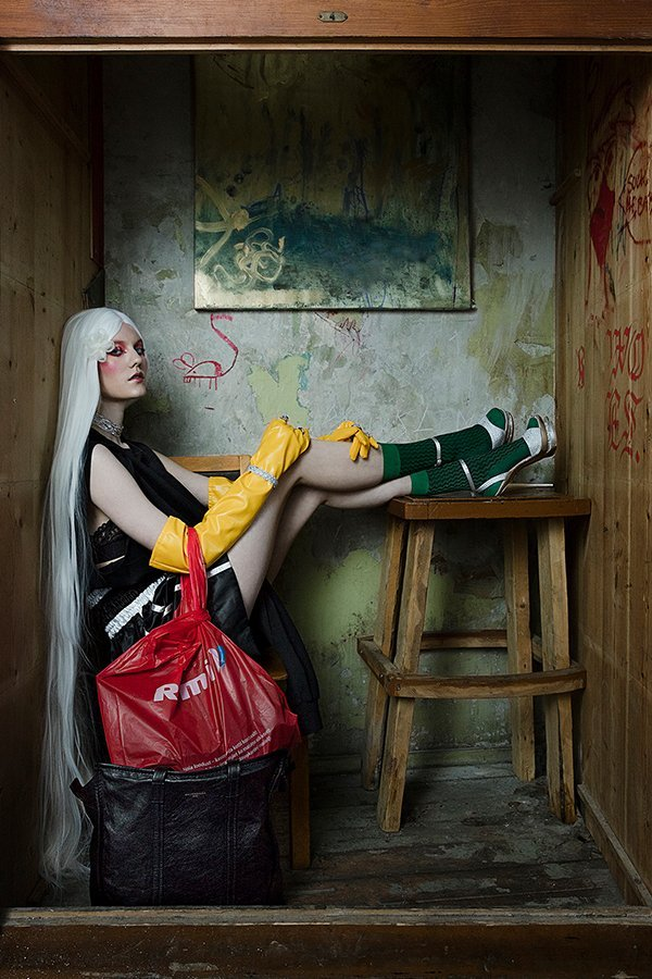 Love&Techno - Riina Varol
