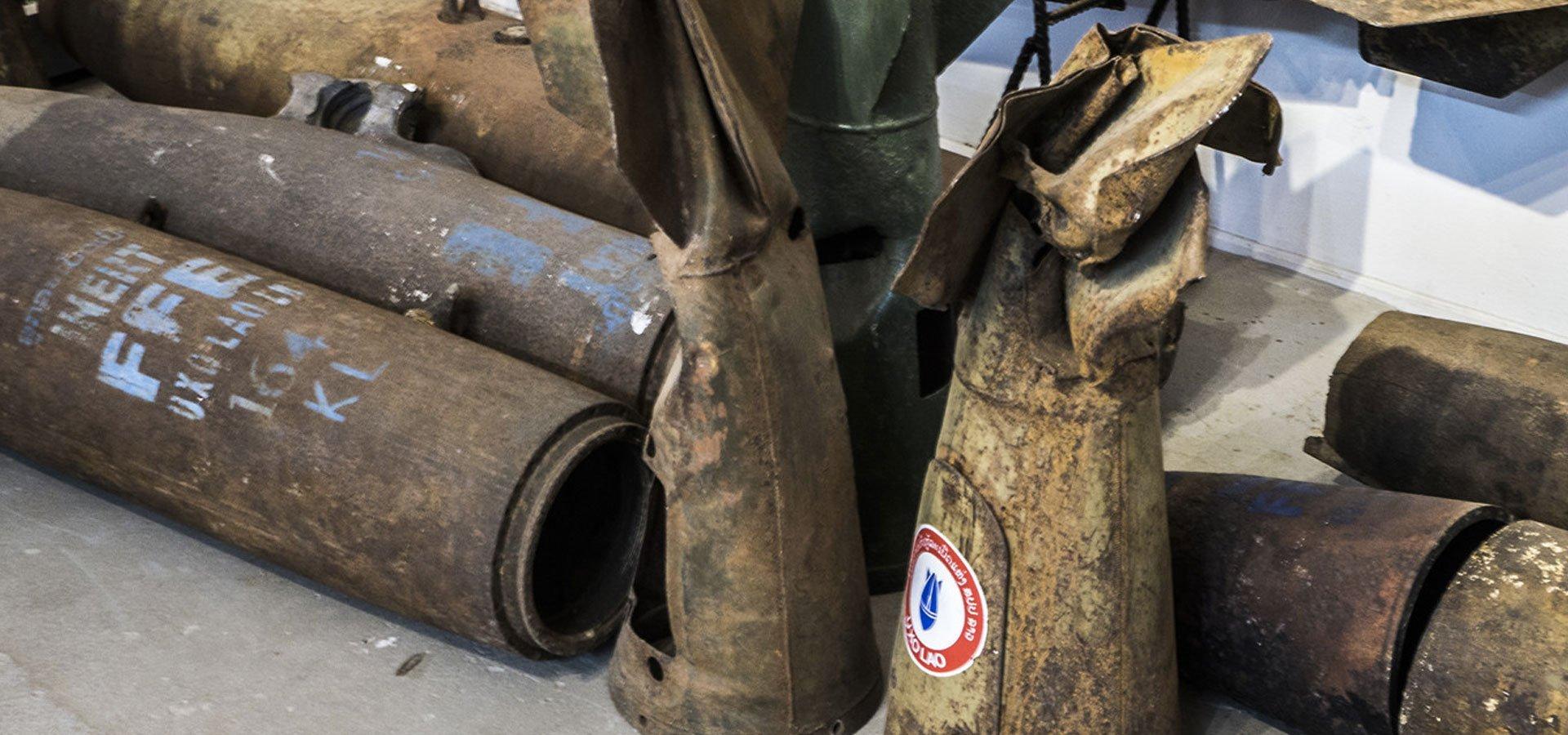 No War Factory, riciclo bombe gioielli
