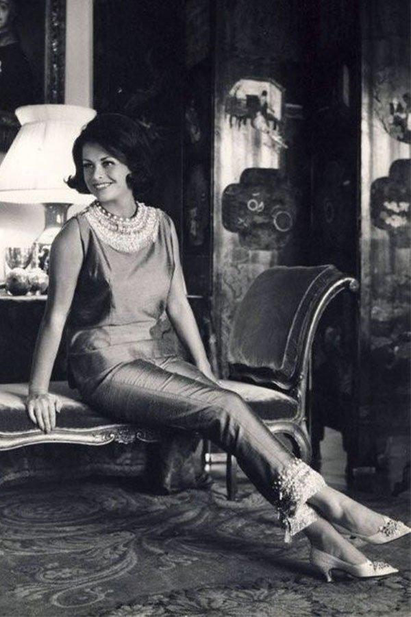 Irene-Galitzine snob appeal