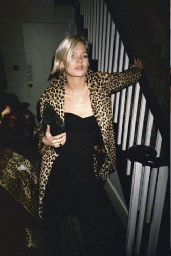Animalier / Kate Moss