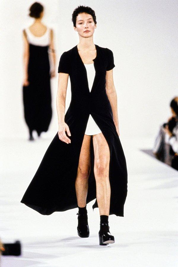 calvin klein, minimalismo, anni 90