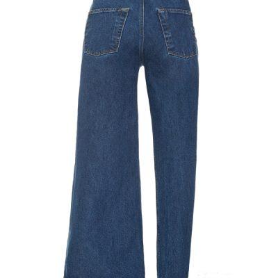 jeans asimmetrici, asymmetric jeans ksenia schnaider