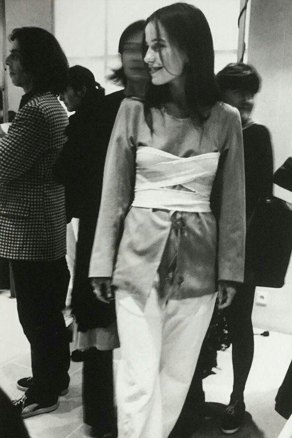 maison martin margiela, anni 90, minimalismo
