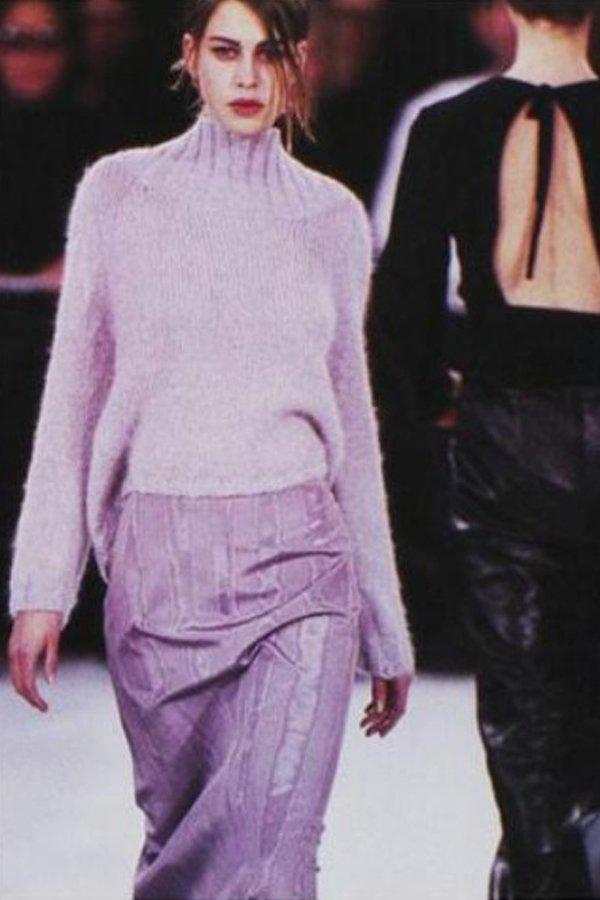 ann demeulemeester, minimal fashion, 90