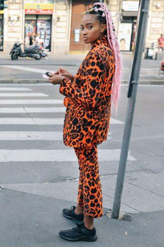 Animalier / street style