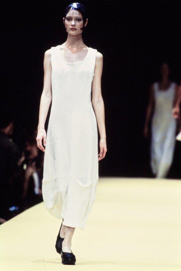 rei kawakubo, minimalismo, anni 90