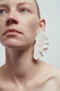 Misshapen gioielli porcellana