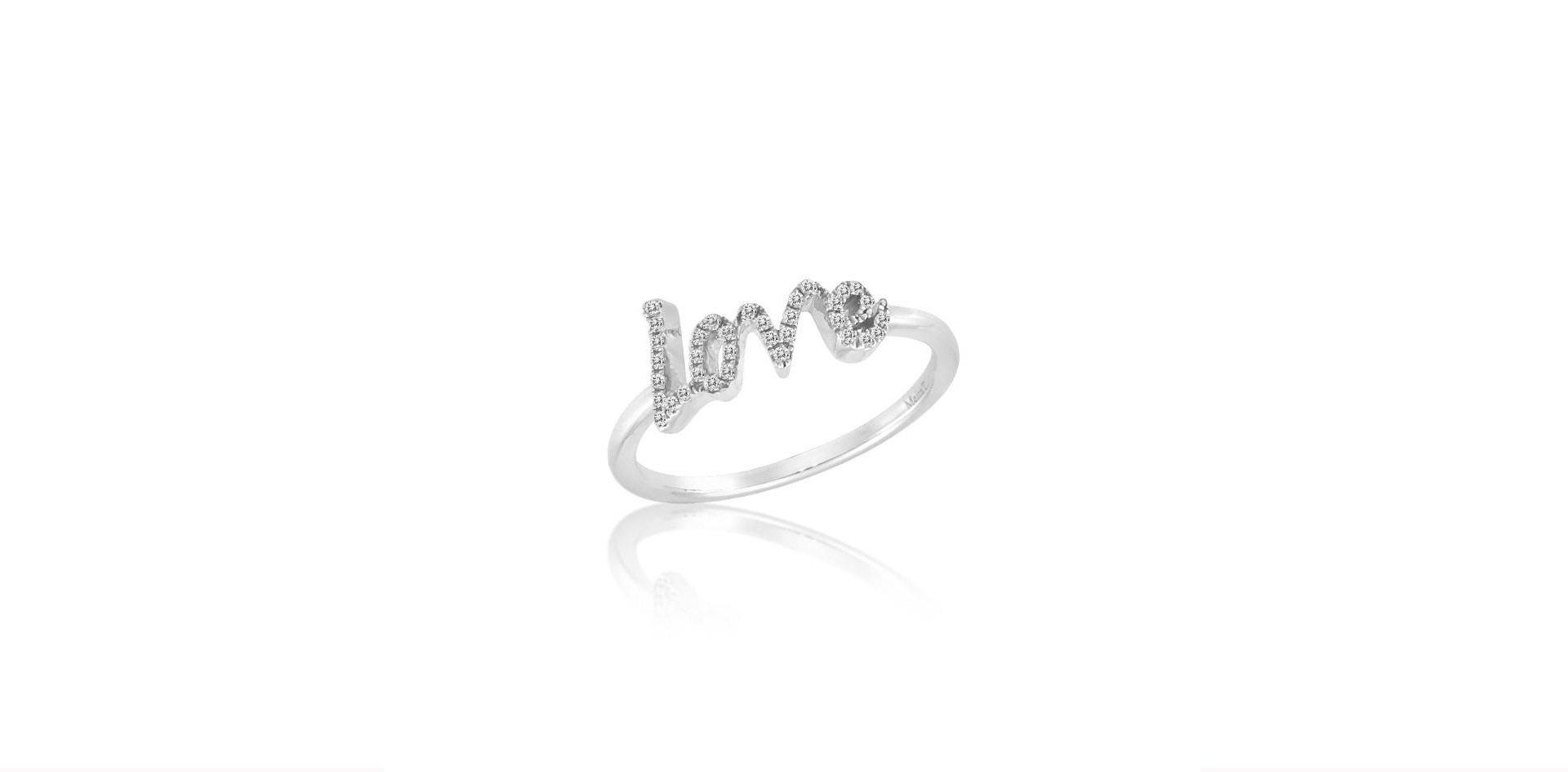 regali, san Valentino, gioielli, anello diamanti, love, Meira t