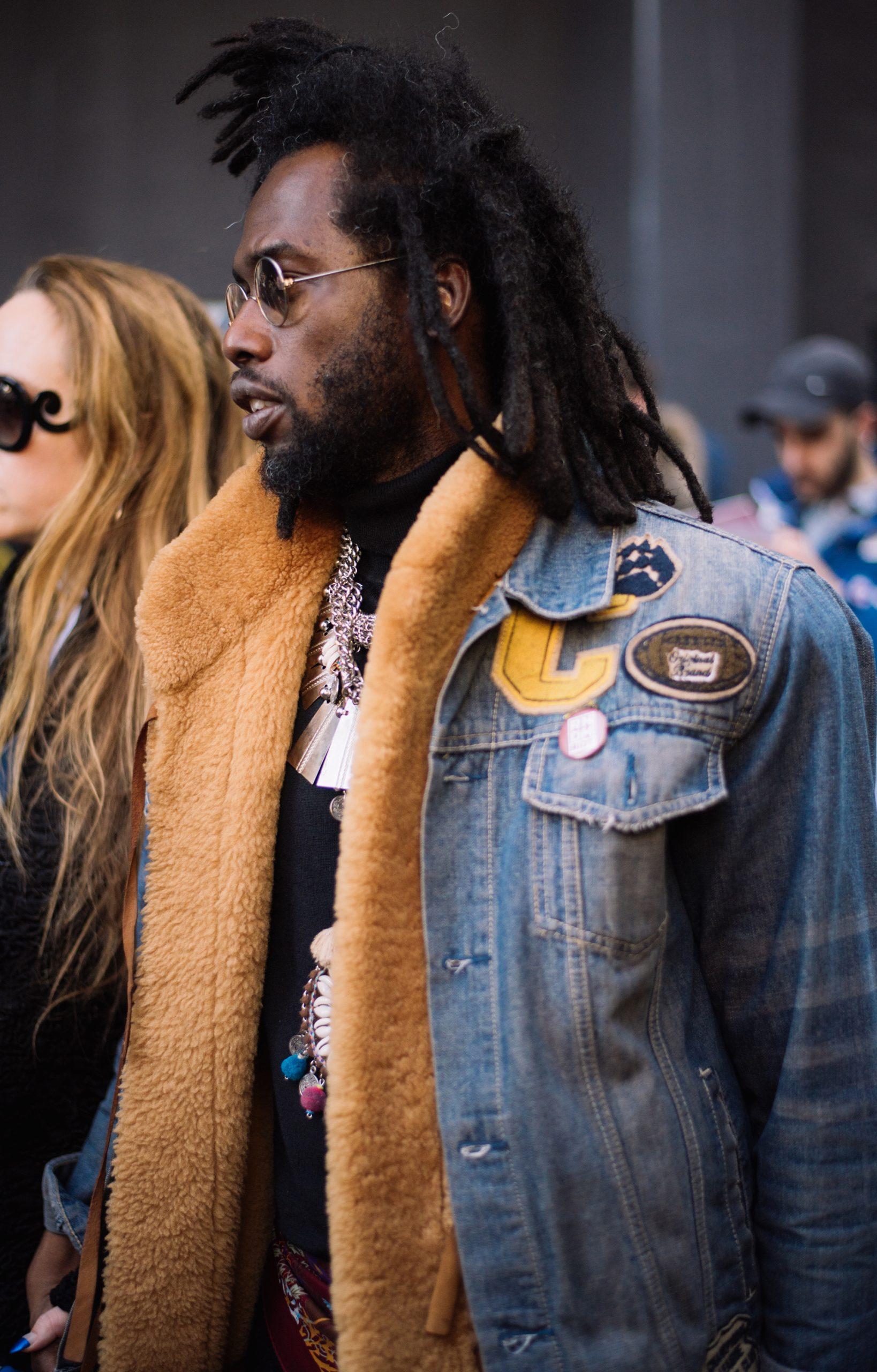 milano fashion week, iceberg, fw19, street style