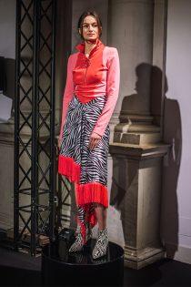 mfw-fw19-martina-cella-fashion-designer-animalier-skirt