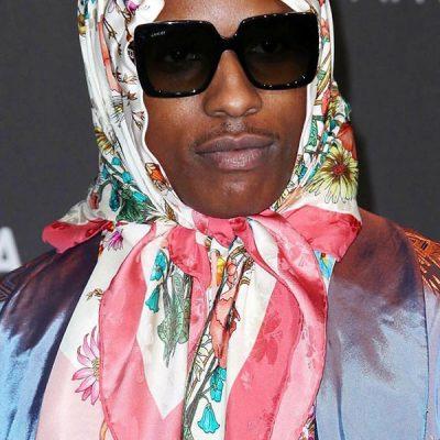 A$AP Rocky, trend babushka