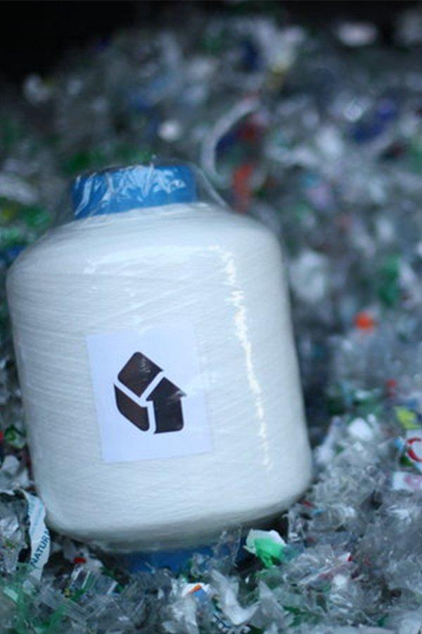 Bionic, Yarn, eco-filato, bottiglie di plastica