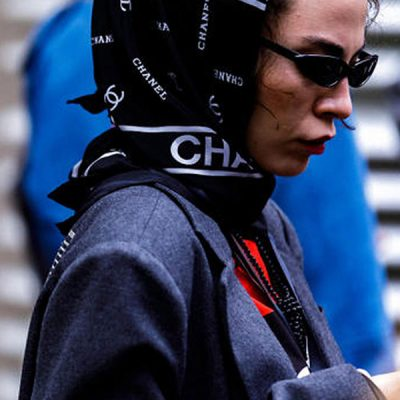Chanel, trend babushka