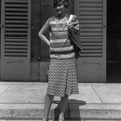Mary Jane / Coco Chanel, 1929