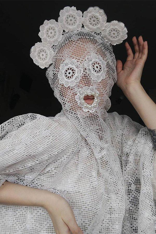 Maschere assurde instagram, Alice Hualice