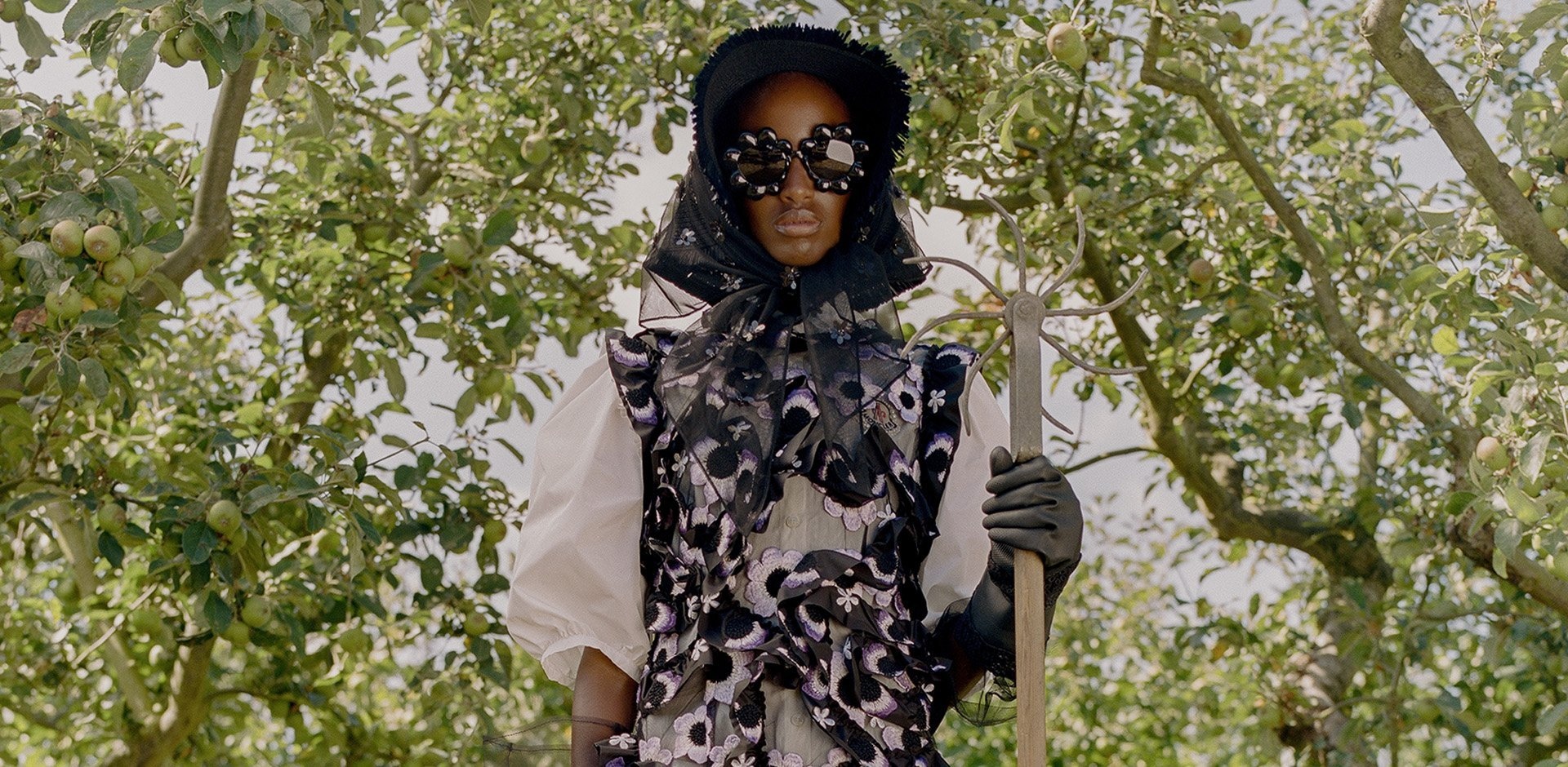 Moncler Genius, Simone Rocha, capsule collection, SS19