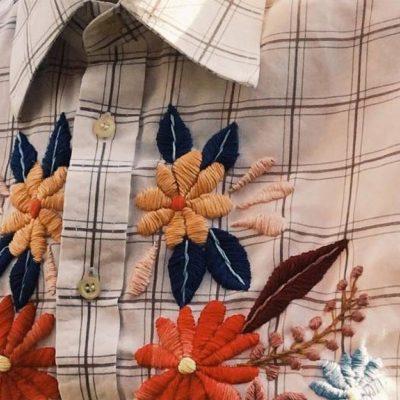 street embroidery, ricamo, tendenza,
