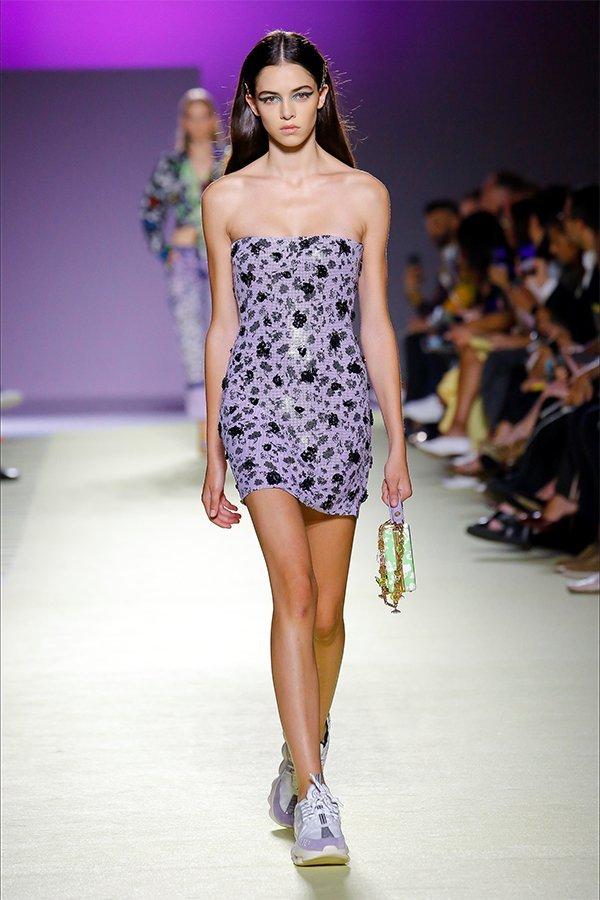 Versace, new trend, lilla