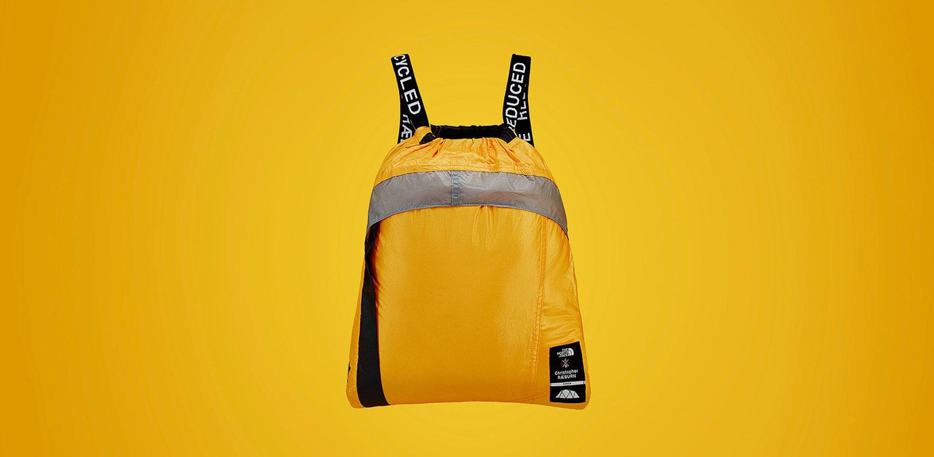 The North Face X Christopher Raeburn, collezione borsa riciclata