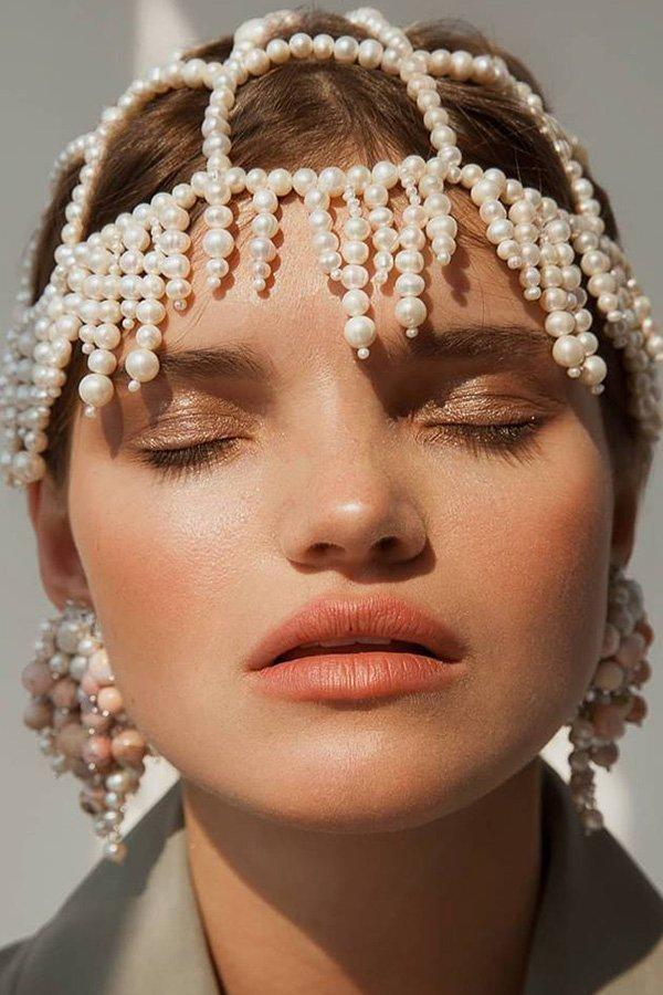 Accentuate SS19, storia delle perle