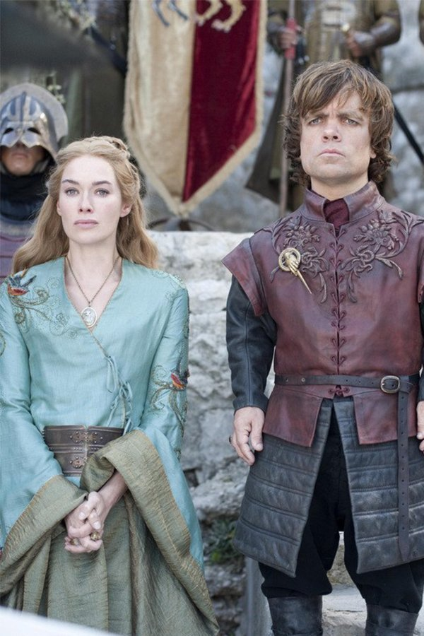 Game of Thrones, Cersei Lannister giovane