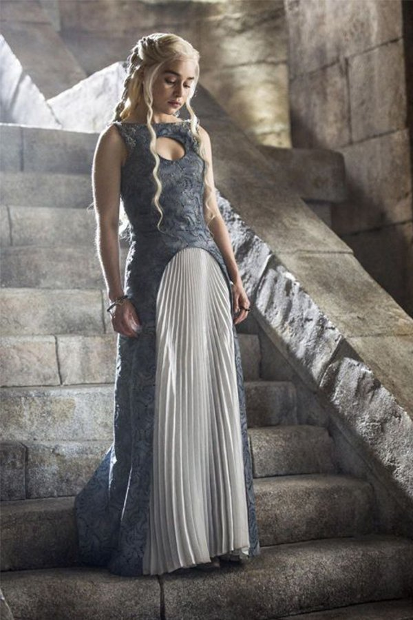Game of Thrones, Daenerys, draghi