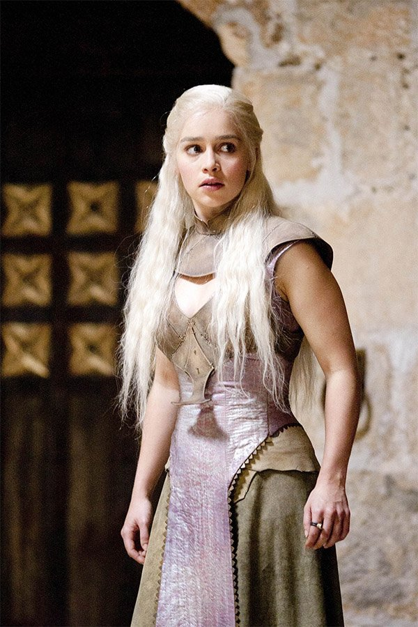 Game of Thrones, Daenerys, stagione 2