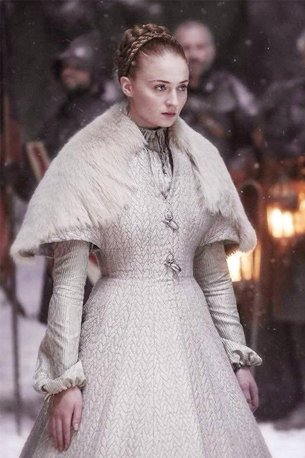 Game of Thrones, Sansa costume