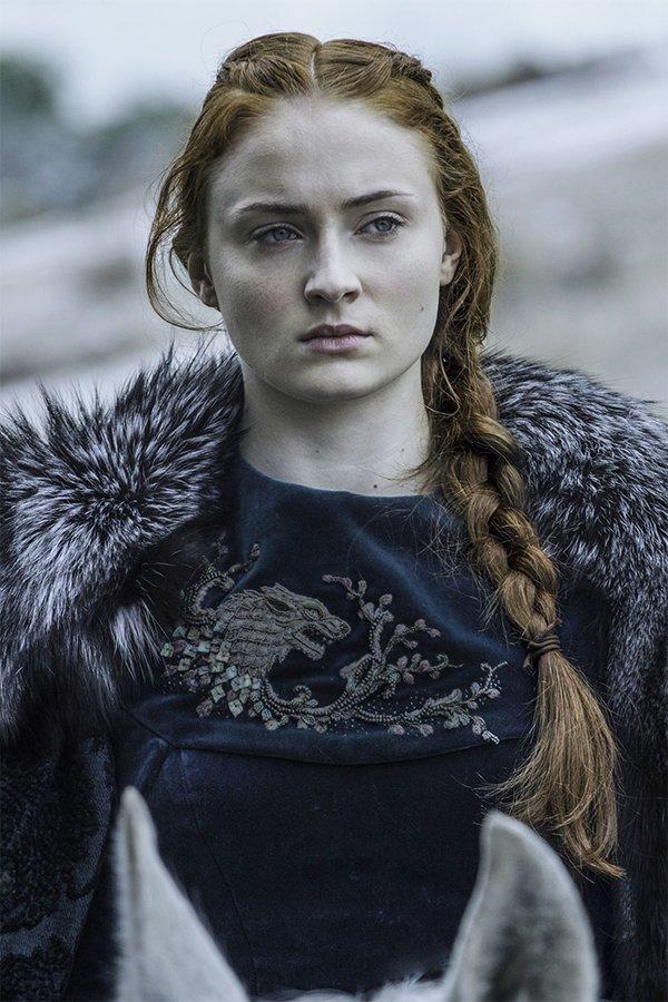 Game of Thrones, Sansa, simbolo casata