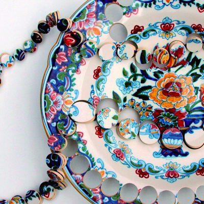 Gesine Hackenberg artista handmade, maiolica