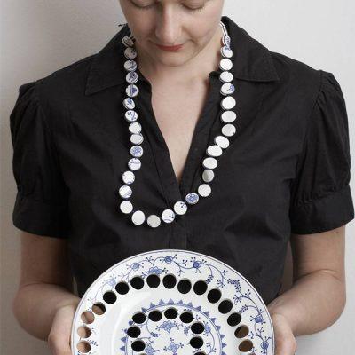 Gesine Hackenberg, gioielli ceramica