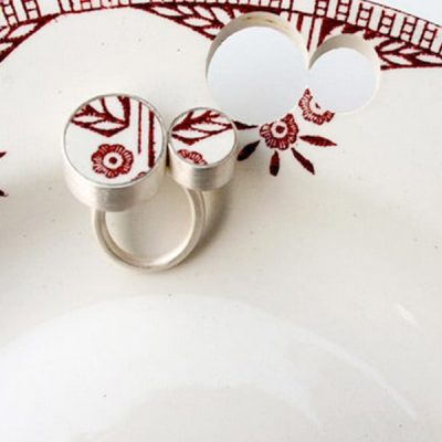 Gesine Hackenberg, gioielli handmade