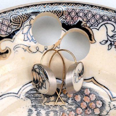 Gesine Hackenberg, gioielli riciclati