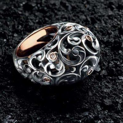 Maria Luisa Pianegonda, anello
