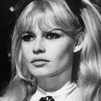 Look da ragazza parigina, Brigitte Bardot