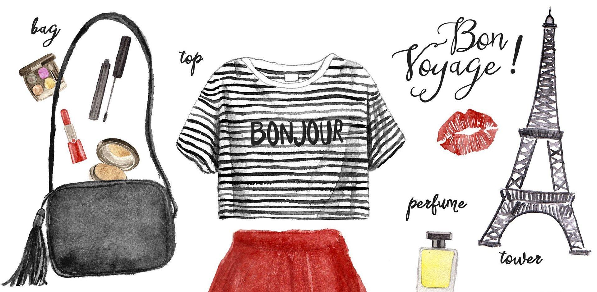stile parigino, French style, French girl, French look, moda francese,