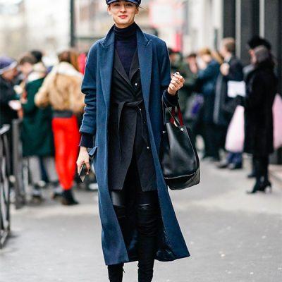 Look ragazza parigina moderno